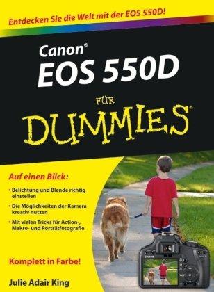 Canon EOS 550D für Dummies