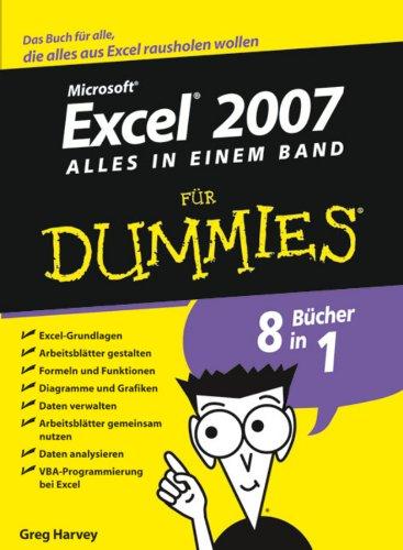 Excel 2007 für Dummies