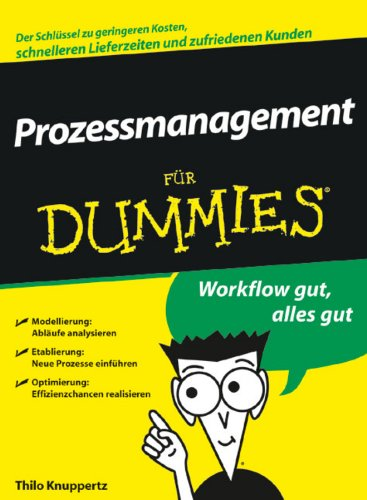 Prozessmanagement für Dummies