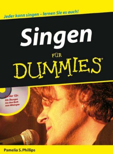 Singen für Dummies