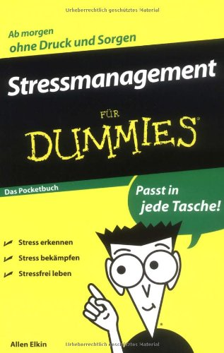 Stressmanagement für Dummies - Das Pocketbuch