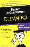 Besser präsentieren für Dummies - Das Pocketbuch