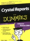 Crystal Reports für Dummies